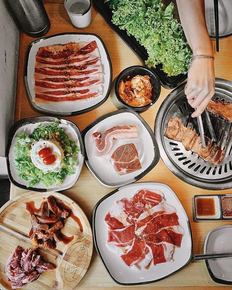 GoGi House chú trọng phục vụ đa dạng nhiều loại thịt nướng chất lượng