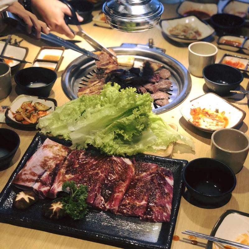 Gogi House là một địa chỉ ăn buffet lẩu nướng rất nổi tiếng tại Rạch Giá