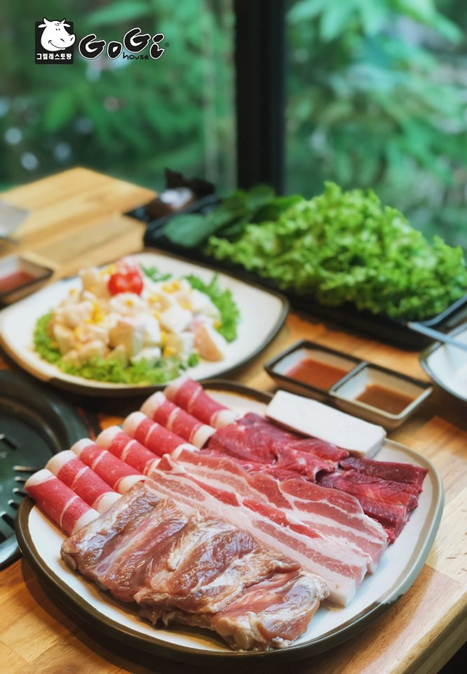 Món Hàn ngon hấp dẫn tại nhà hàng