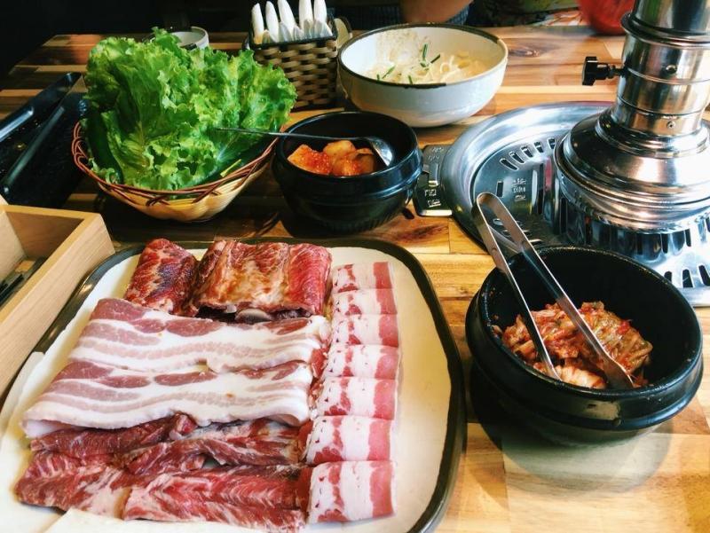 Gogi House - Thịt Nướng Hàn Quốc