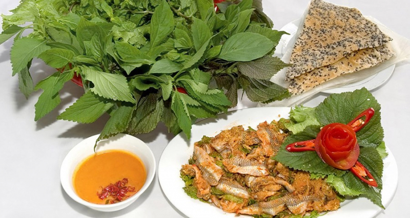 Gỏi cá Bình Thuận