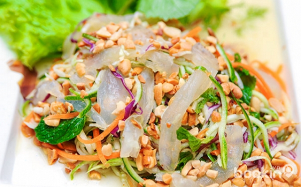 Gỏi cá mai Ninh Chữ