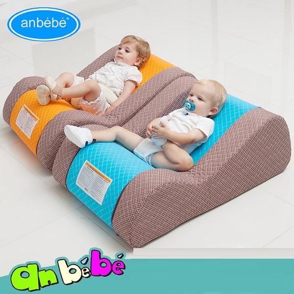 Gối chống trào ngược cho bé Anbebe