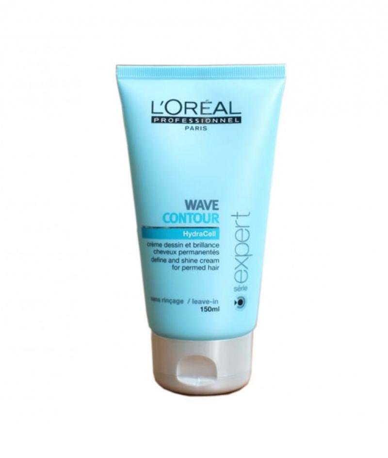 Xả khô cho tóc uốn của L'OREAL được rất nhiều người tin dùng.