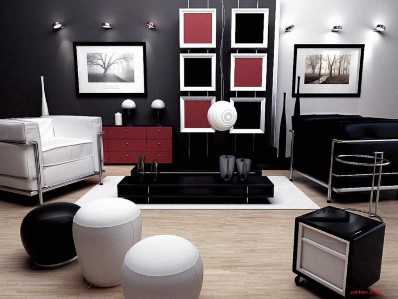 Cách bố trí nội thất cạnh tường