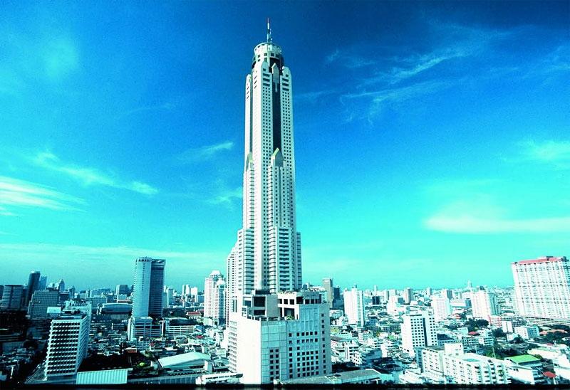 Baiyoke Bangkok, Thái Lan.