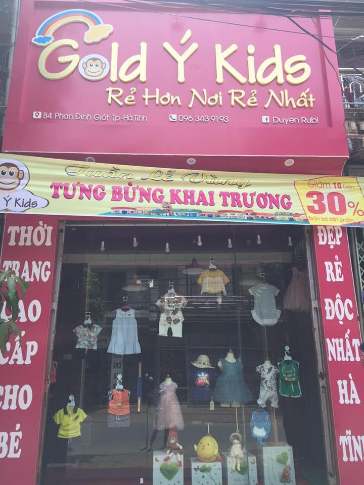 Cửa hàng Gold ý Kids