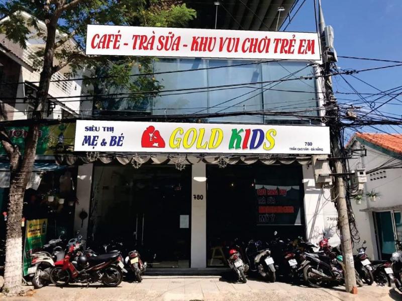 Gold Kids - Siêu thị Mẹ và Bé tại Đà Nẵng