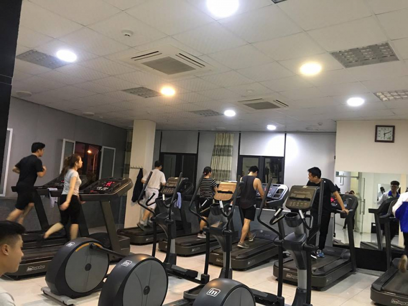 Golden Fitness Center