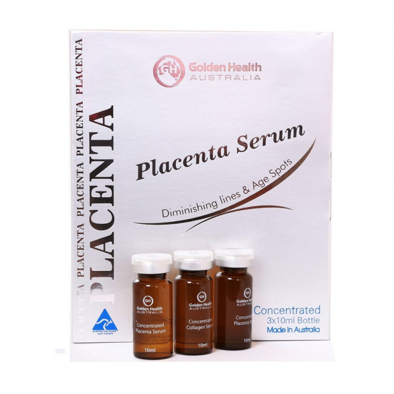 Golden Health Concentrated Placenta Serum