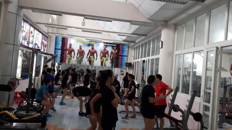 Golden Health Fitness