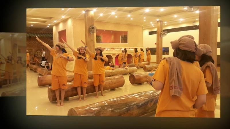 Golden Lotus Healing Spa World