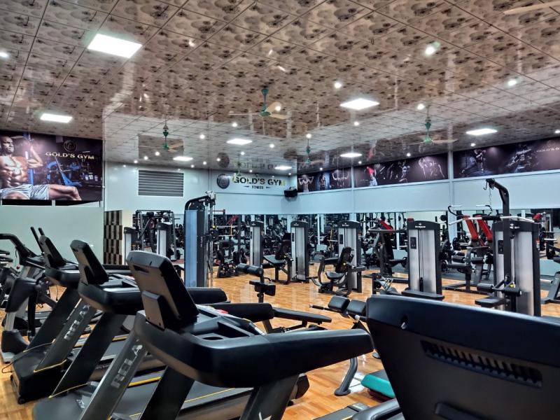 Gold's Gym Hoà Bình