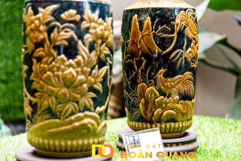 Gốm bát Tràng Đoàn Quang