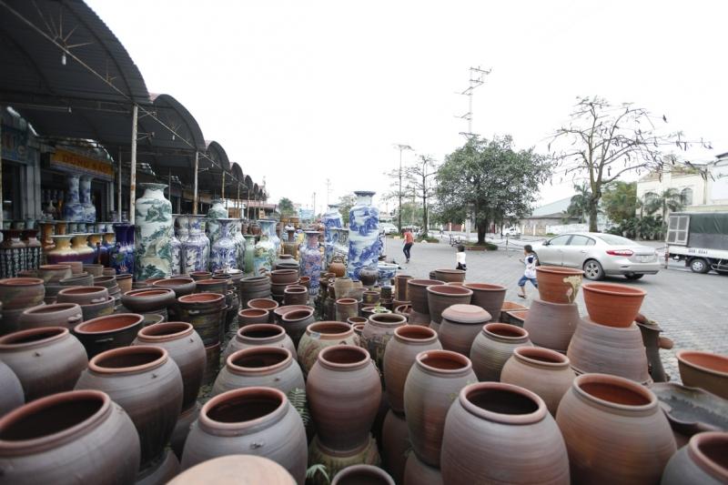 Sản phẩm gốm sứ Đông Triều