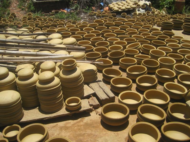 Sản phẩm gốm Thanh Hà