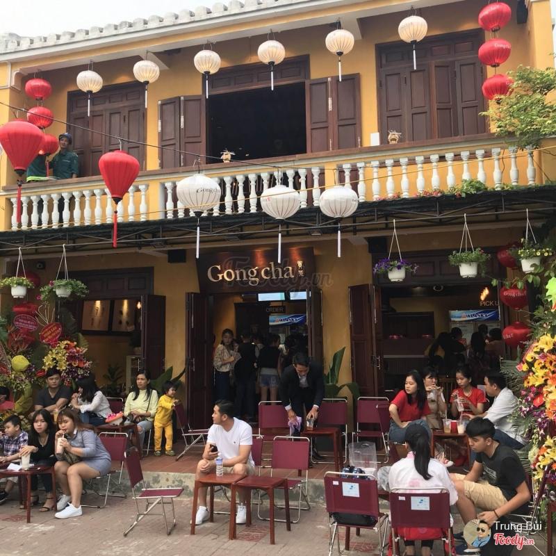 Toàn cảnh Gong Cha Hội An.