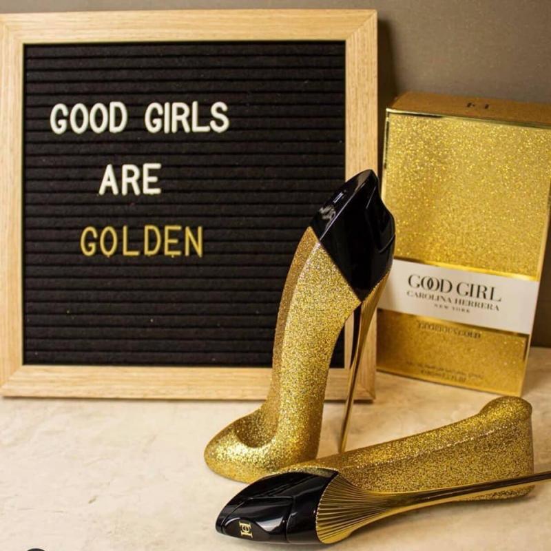 Good Girl Glorious Gold Carolina Herrera