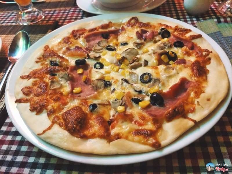 Pizza Good morning Việt Nam