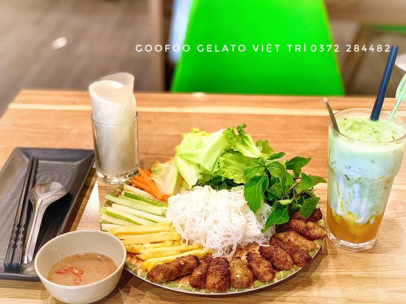 Goofoo Gelato Việt Trì