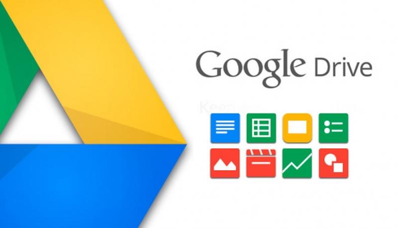 Google Drive đã quá quen thuộc với chúng ta
