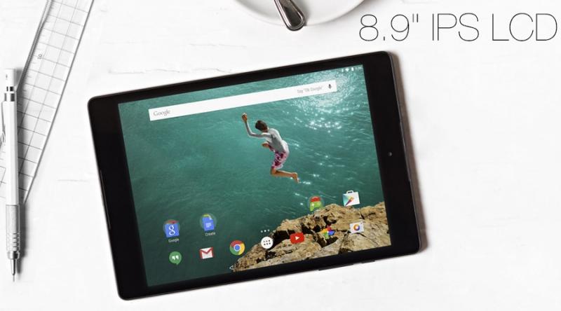 Google HTC Nexus 9