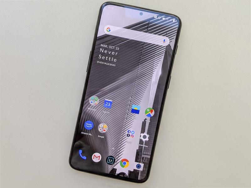 Concept OnePlus 7