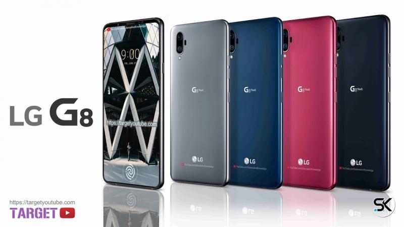 LG G8 ThinQ có thể sẽ trang bị màn hình 4K
