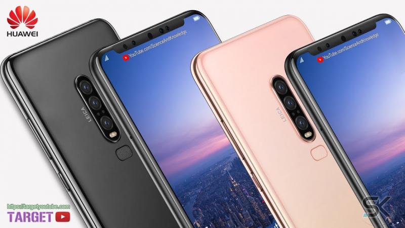 P30/P30 Pro sẽ sớm được giới thiệu vào tháng 2/2019