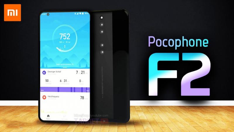 Pocophone F2 sẽ nối tiếp thành công của Pocophone F1?