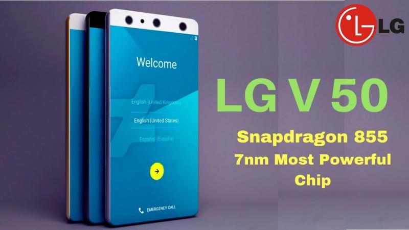 LG V50 ThinQ tin đồn