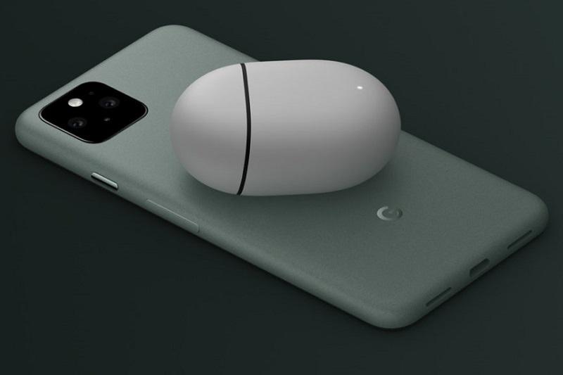 Tính năng sạc không dây của Google Pixel 5