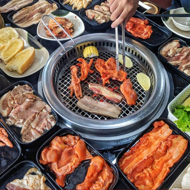 Top 13 nhà hàng buffet ngon hút khách tại quận Hà Đông, Hà Nội