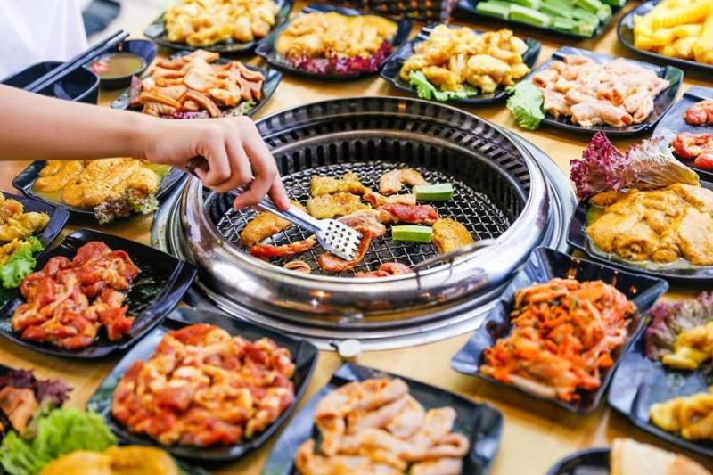 Top 10 quán nướng ngon, nổi tiếng nhất ở Quận Tân Bình, Tp. HCM