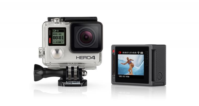 GoPro là thương hiệu của Mỹ nổi tiếng thế giới