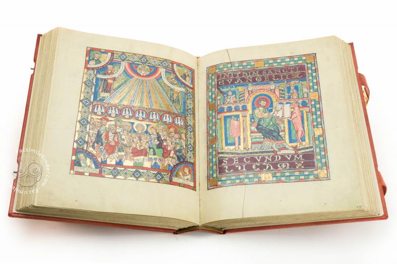 Gospels of Henry the Lion – 11,7 triệu USD