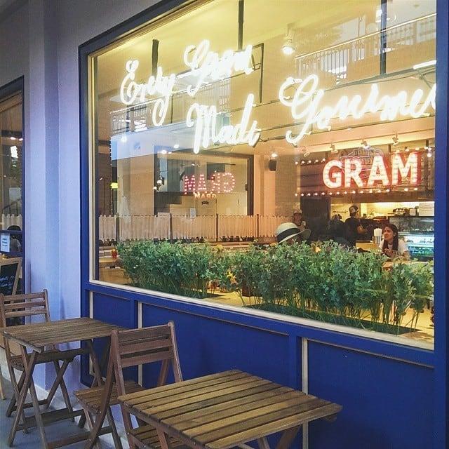 Gram Café