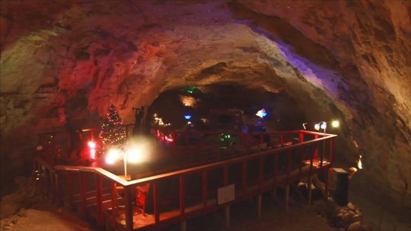 Grand Canyon Caverns là khách sạn yên tĩnh nhất vì nằm sâu dưới lòng đất