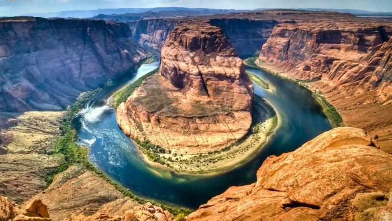 Grand Canyon, hẻm núi ở Colorado, Mỹ