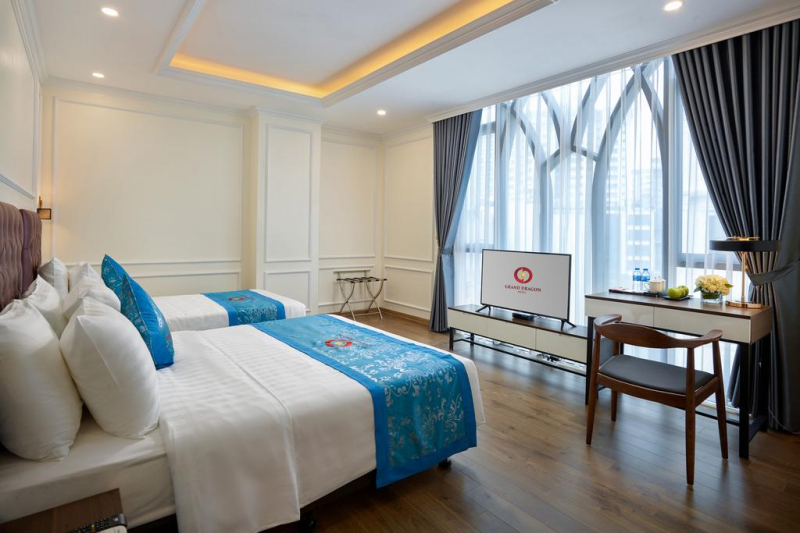 Grand Dragon Hotel Hanoi