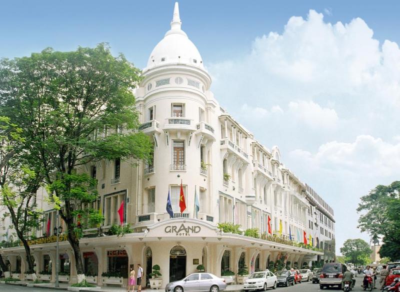 Khách sạn Grand Hotel Saigon