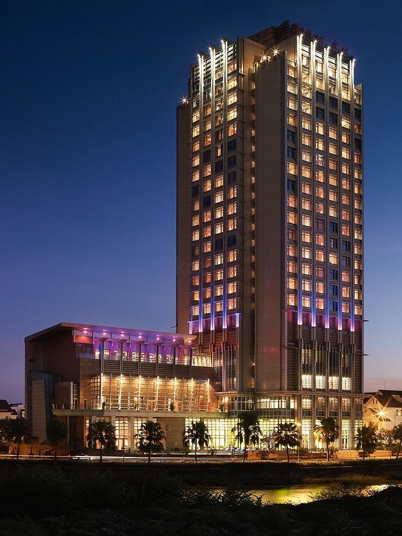 Grand Mercure là một trong những khách sạn 5 sao hàng đầu ở Đà Nẵng.