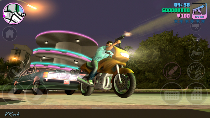 Tựa game Grand Theft Auto: Vice City