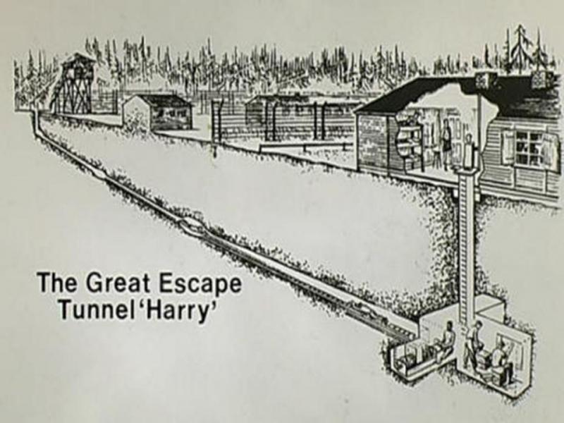 Great Escape: Cuộc tẩu thoát vĩ đại