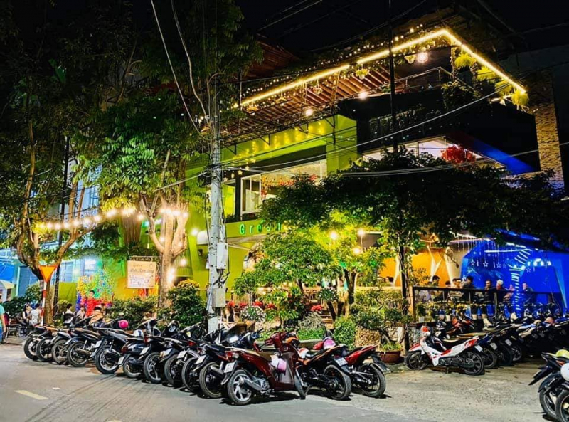 Green Cafe Phú Yên