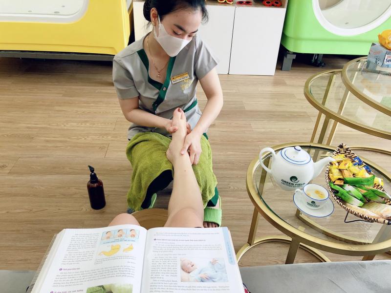 Green Field Cà Mau - Viện chăm sóc Mẹ và Bé