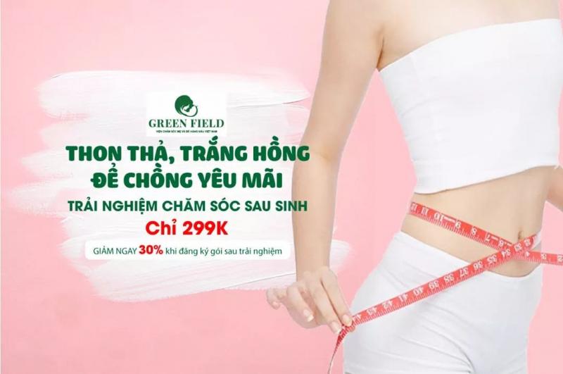 Green Field Spa Thai Binh