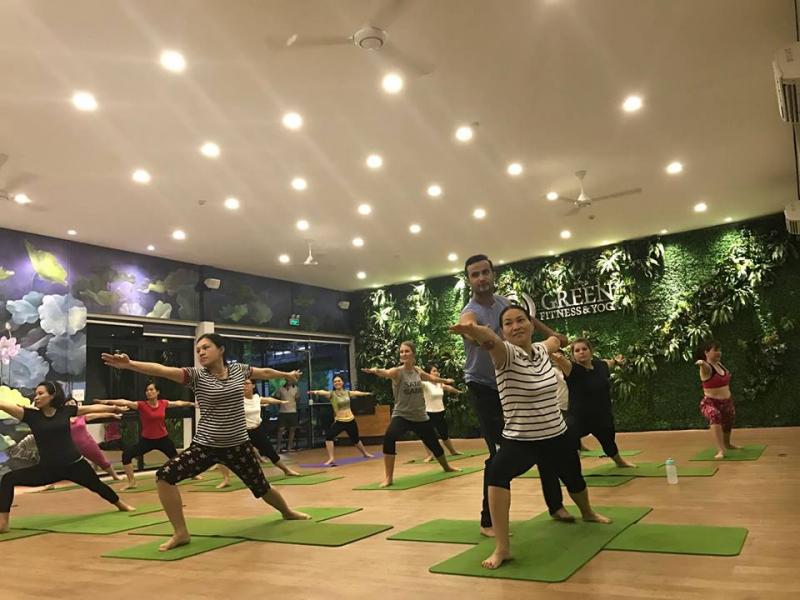 Green Fitness & Yoga