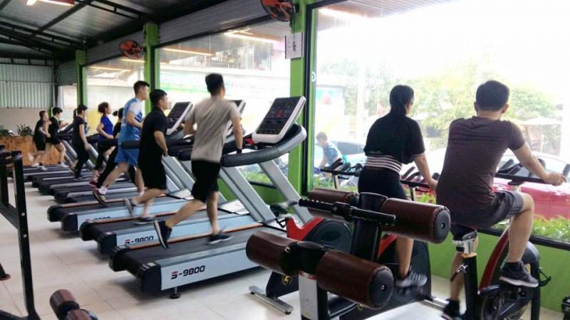 Green Fitness Center