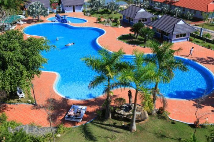 Top 10 khách sạn nổi tiếng và sang trọng nhất Bình Dương
